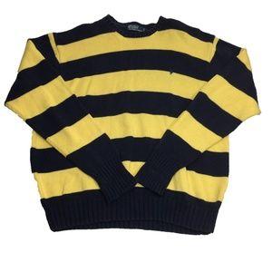 Polo Ralph Lauren Pullover Crewneck Sweater Sz XL